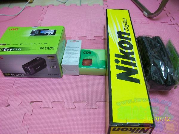 [開箱]JVC Everio GZ-VX705含Wi-Fi的攝錄影機品評/開箱/使用心得-04