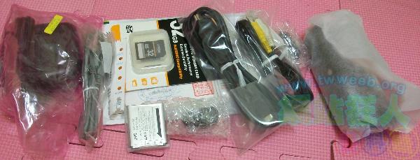 [開箱]JVC Everio GZ-VX705含Wi-Fi的攝錄影機品評/開箱/使用心得-07