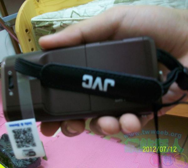 [開箱]JVC Everio GZ-VX705含Wi-Fi的攝錄影機品評/開箱/使用心得-08