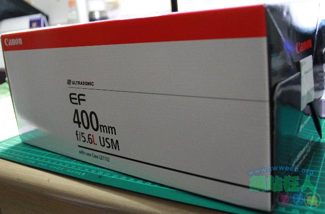 【開箱】EF 400mm f5.6 開箱/實測/試拍/感想-02