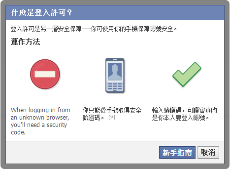 [必讀] Facebook登入把關,多幾個步驟你的帳戶安全就越安全,安全防止帳號盜用-04