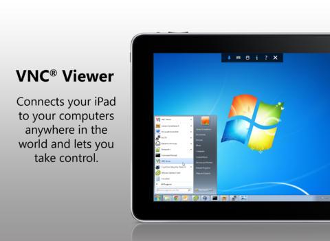 [遠端遙控] VNC Viewer 在 iOS / Android 上遙控公司電腦或是家裡電腦