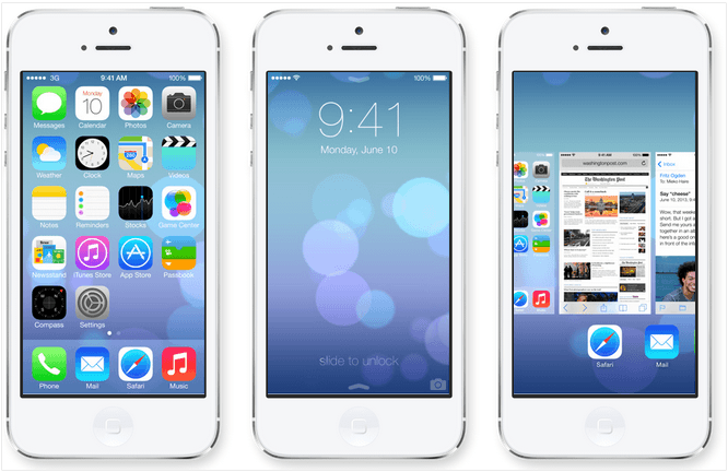 [無痛升級] 免開發者帳號,搶先體驗iOS 7新視覺設計,支援iPhone、iPod...等設備-Overview