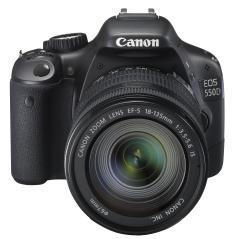 數位單眼Canon EOS 550D開箱文