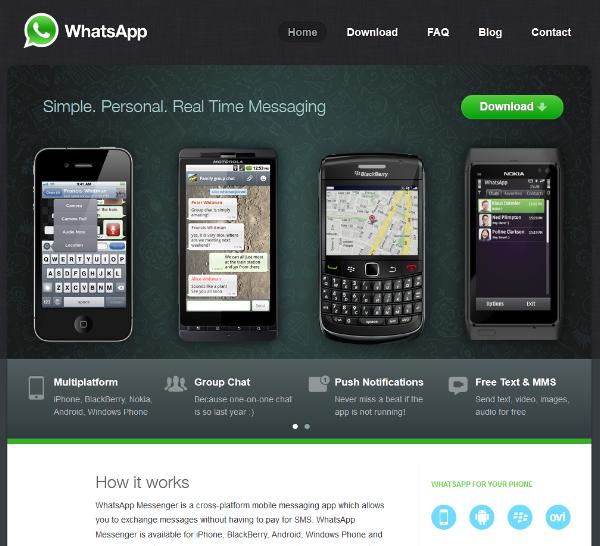 [限時免費]下載無人不知的傳簡訊程式WhatsApp-02