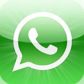 [限時免費]下載無人不知的傳簡訊程式WhatsApp-Logo